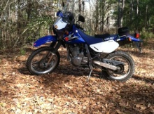dual sport motorcycle ride