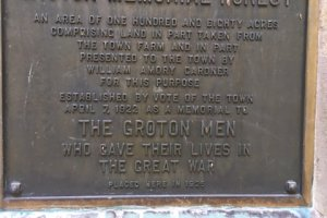Groton Town Forest